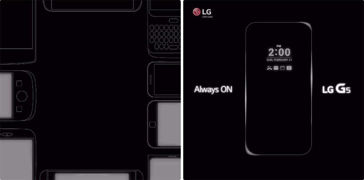 El LG G5 tendrá una pantalla 'Always On'