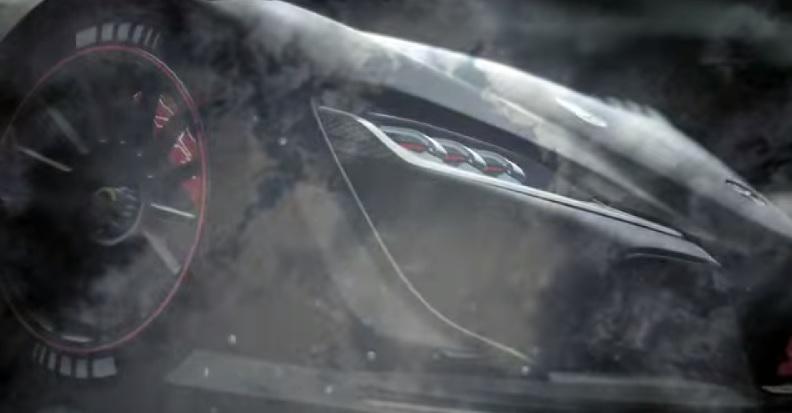 【ビデオ】トヨタ「FT-1 Vision Gran Turismo」が『GT6』のティーザーに登場
