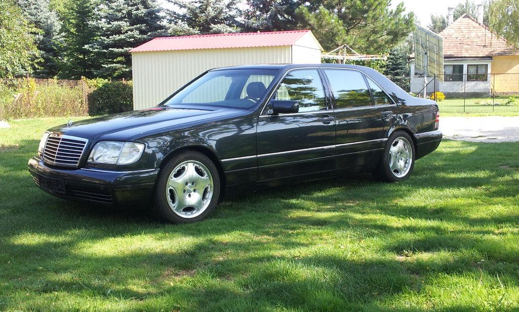 Zu kaufen: Michael Schumachers Mercedes S600 L