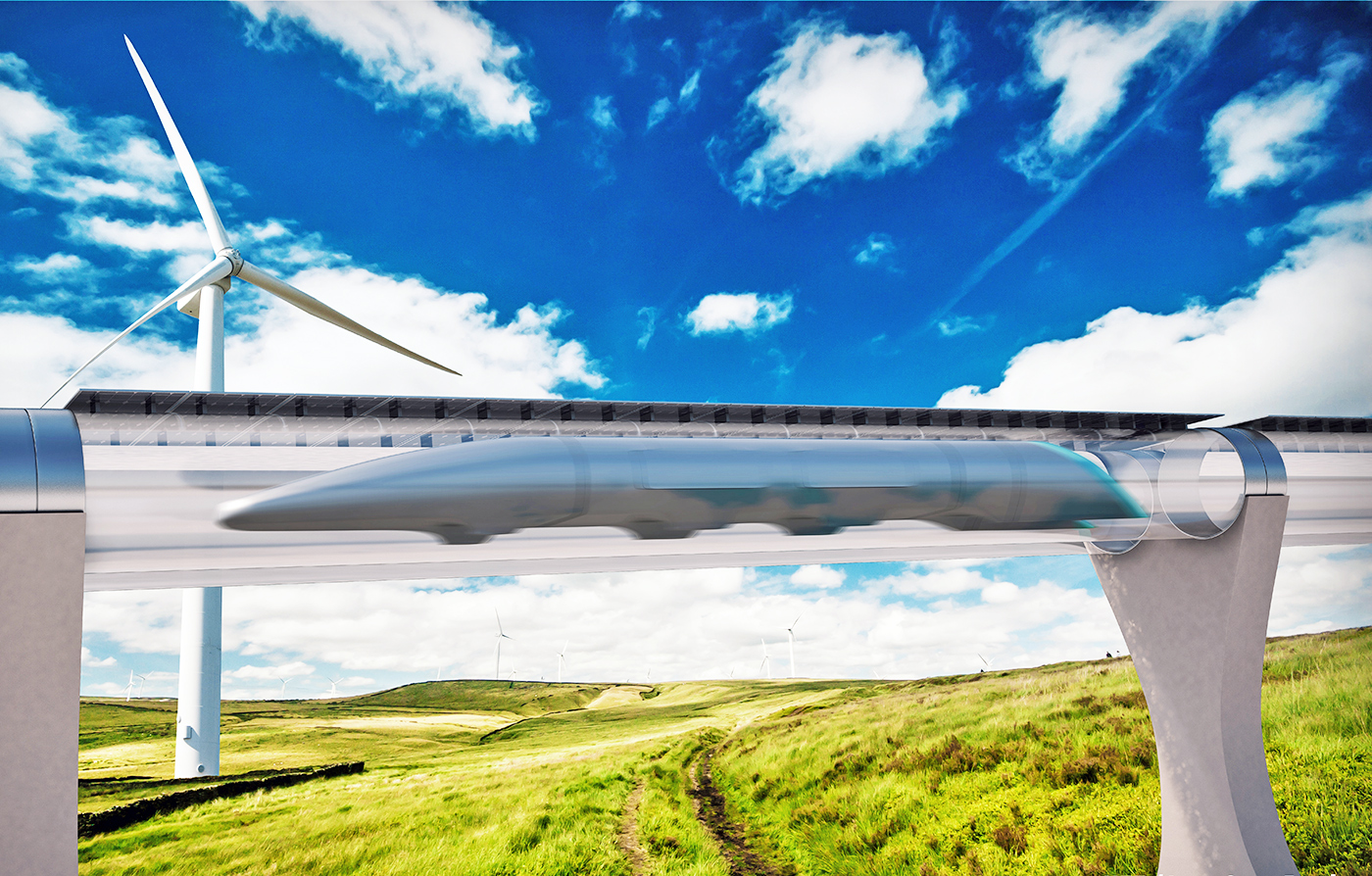 Six futuristic designs that will change public transportation