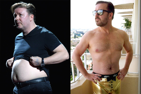 10 funny fat guys who slimmed down and whether or not