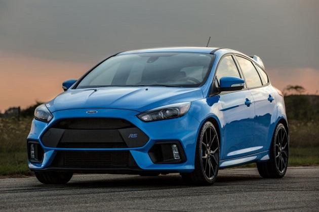 フォード「フォーカスRS」を、あのヘネシーが400馬力オーバーにチューニング!