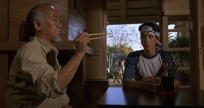 karate+kid+pat+morita The Karate Kid Cast: Where Are They Now? (PHOTOS)