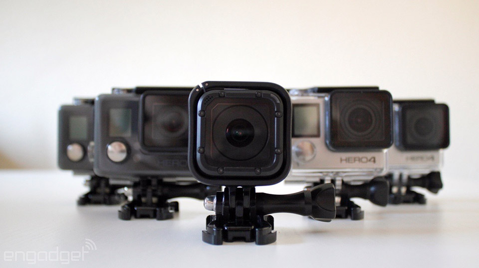 GoPro rewards you for sharing photos and videos of your adventures
