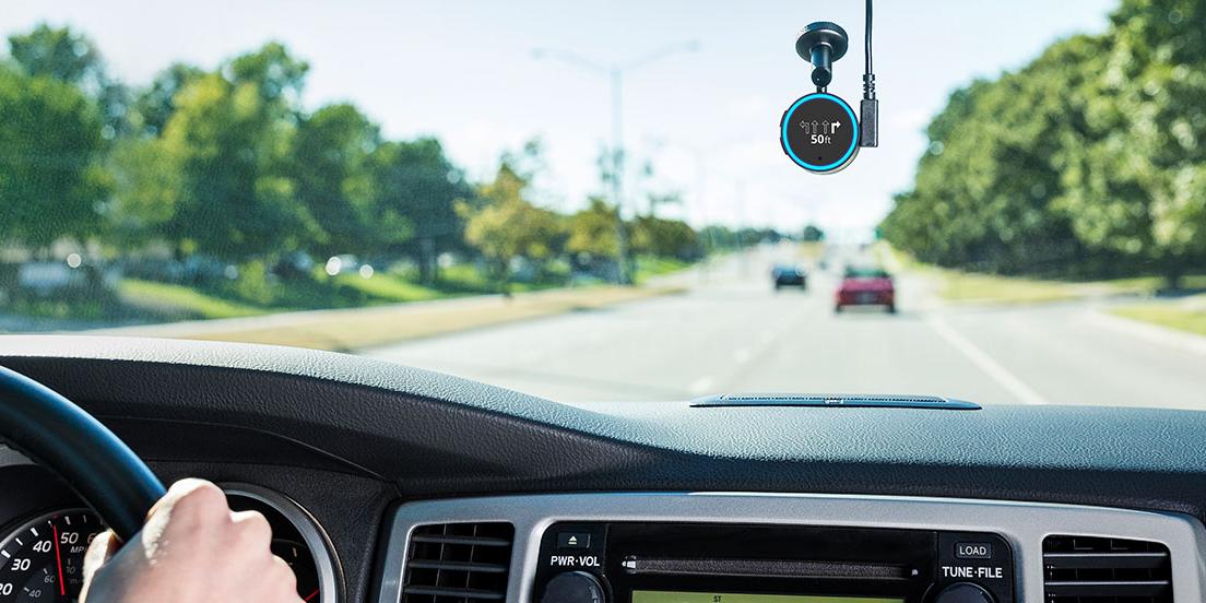 Garmin Speak: Alexa fürs Auto