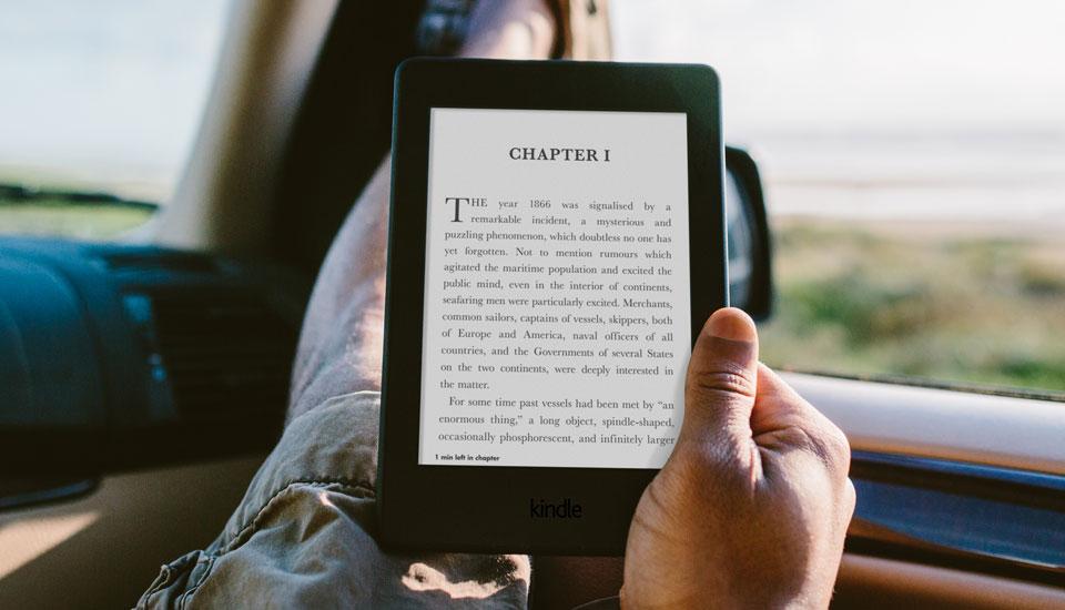 El nuevo Kindle Paperwhite presume de súper pantalla