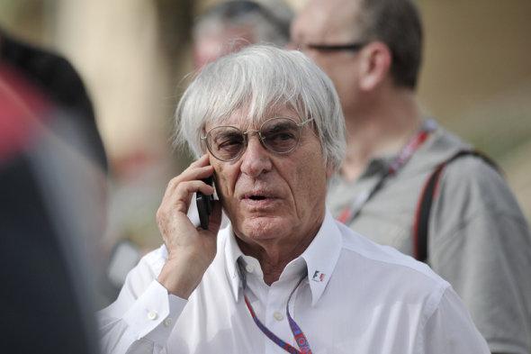 Bernie Ecclestone Formel 1 Deutschland