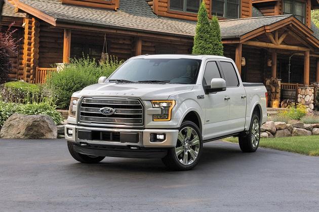 2016年度「グリーン・トラック・オブ・ザ・イヤー」はフォード「F-150」に決定!