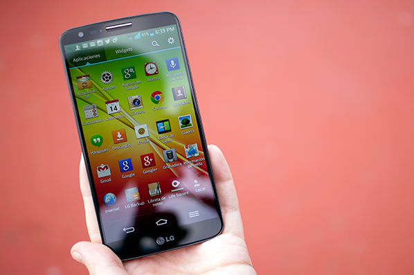 El futuro LG G3 podría contar con una pantalla Quad HD