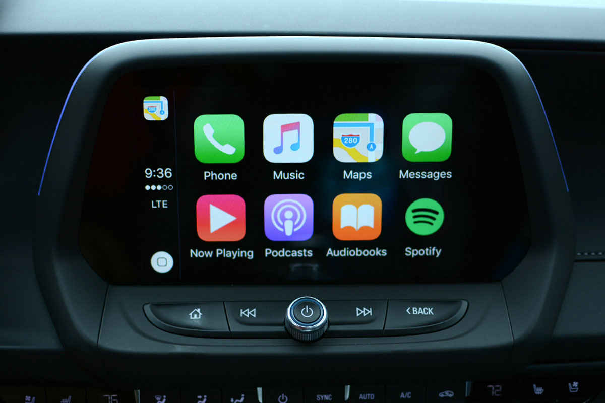Here's the list of vehicles that support Apple CarPlay