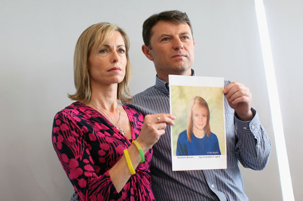 Madeleine McCann: Kate and Gerry McCann mark daughter's 11th birthday with cake and presents