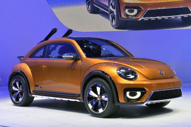 【ビデオ】VW「ザ・ビートル」のオフロード版「ビートル・デューン」の市販化が決定