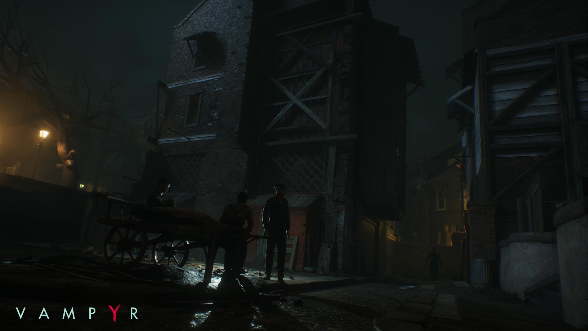 Take a peek at 'Life is Strange' studio's next game, 'Vampyr'