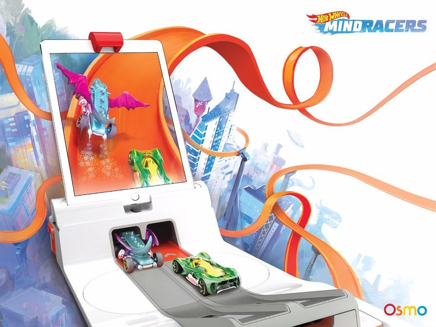 Hot Wheels Mind Racers: Wenn Spielzeugautos auf Games treffen