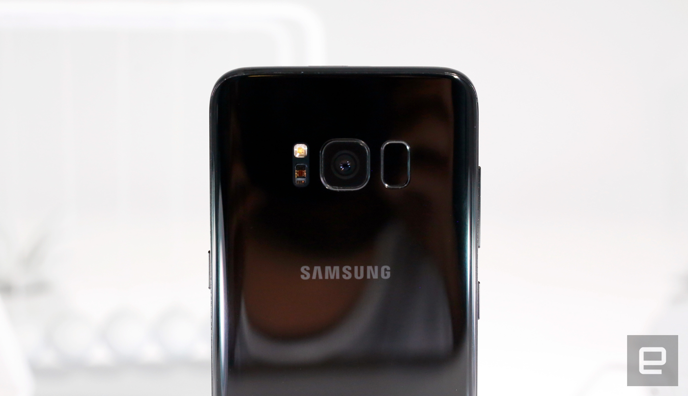 Samsung Galaxy S9 box leak hints at variable aperture camera