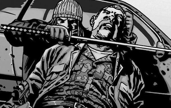 walking dead characters better in the comics, walking dead television comic comparison, jesus paul monroe