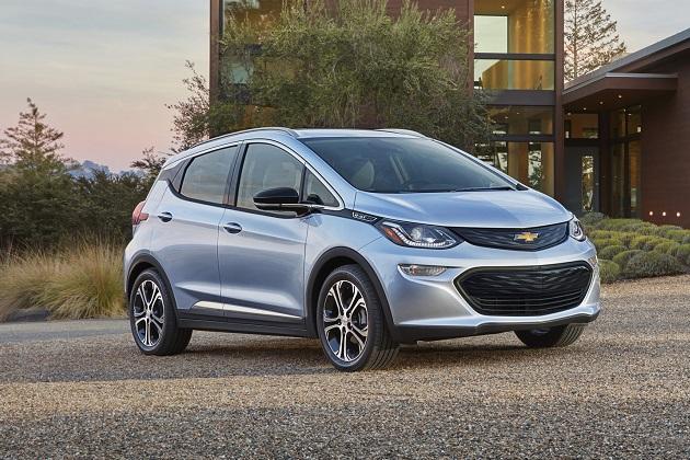 シボレーの新型電気自動車「ボルト」、保証期間内にバッテリー容量が40%低下する可能性あり