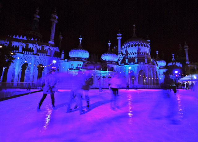 brighton ice skating