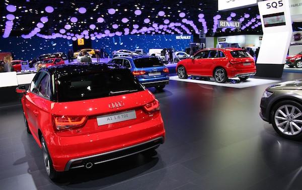 Une dition record pour le salon de l 39 auto bruxellois - Salon tourisme belgique ...