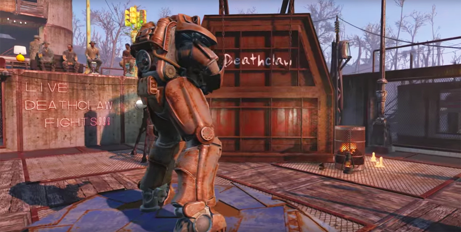 Make your own creature feature in fallout 4 39 s 39 wasteland How to make your own house in fallout 3