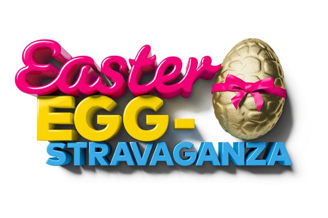 Eggstravaganza banner