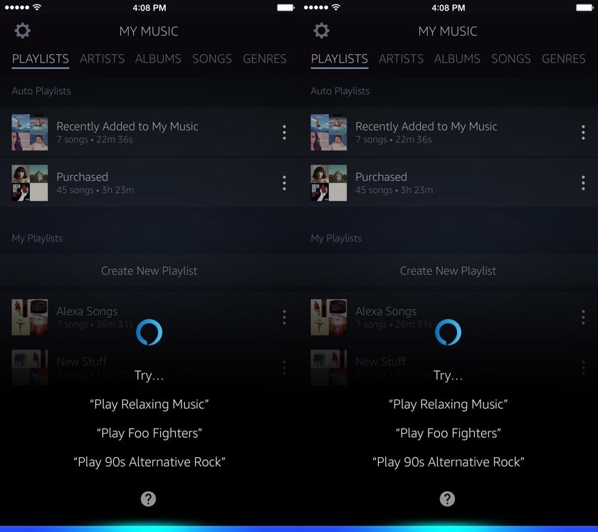 Amazon Music: App jetzt mit Alexa