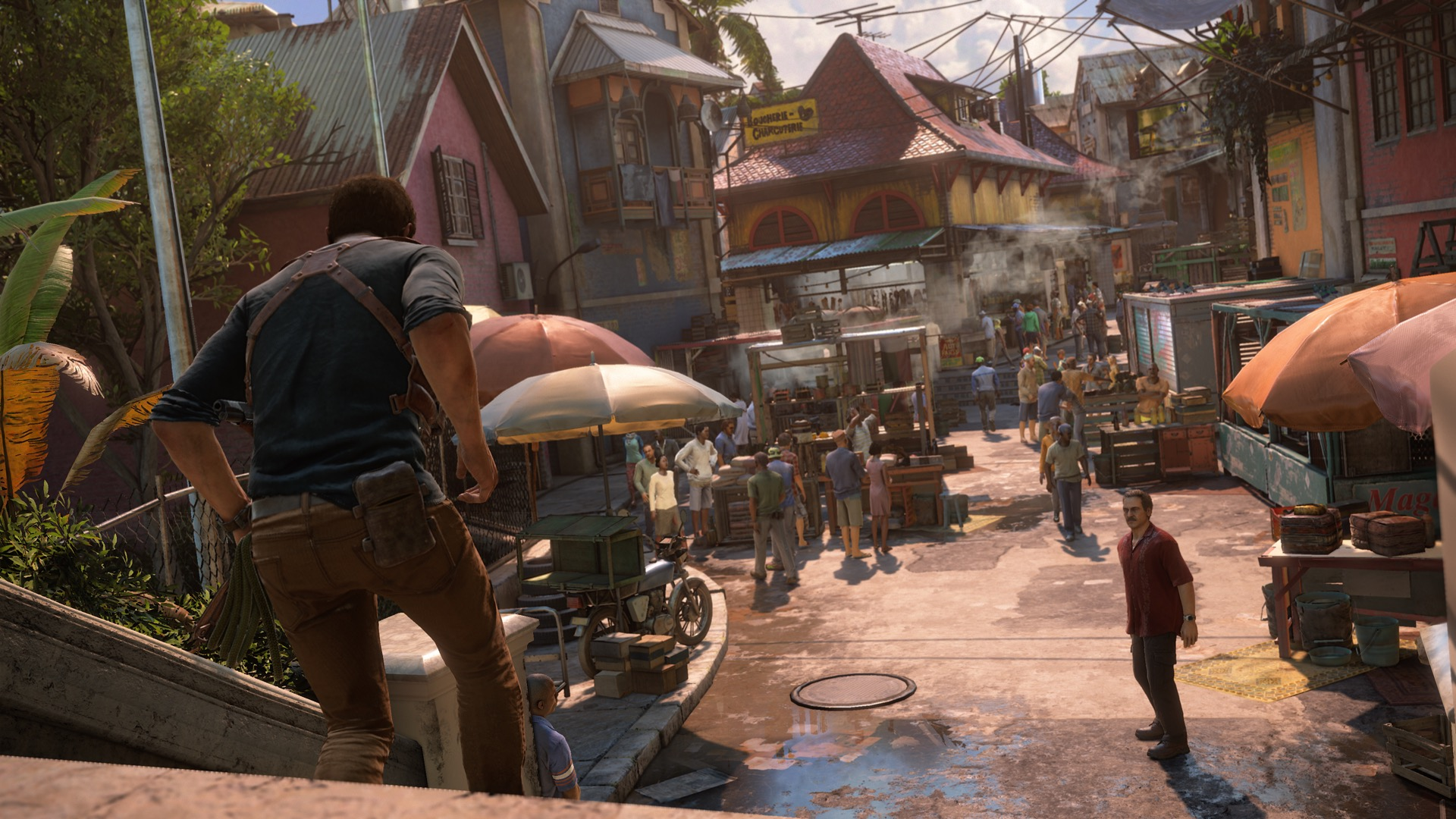 'The Last of Us' and 'Uncharted' movies are stuck in limbo