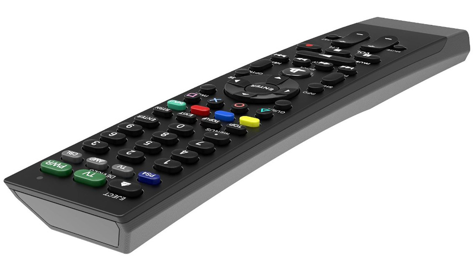 The PS4 will get an officially licensed media remote