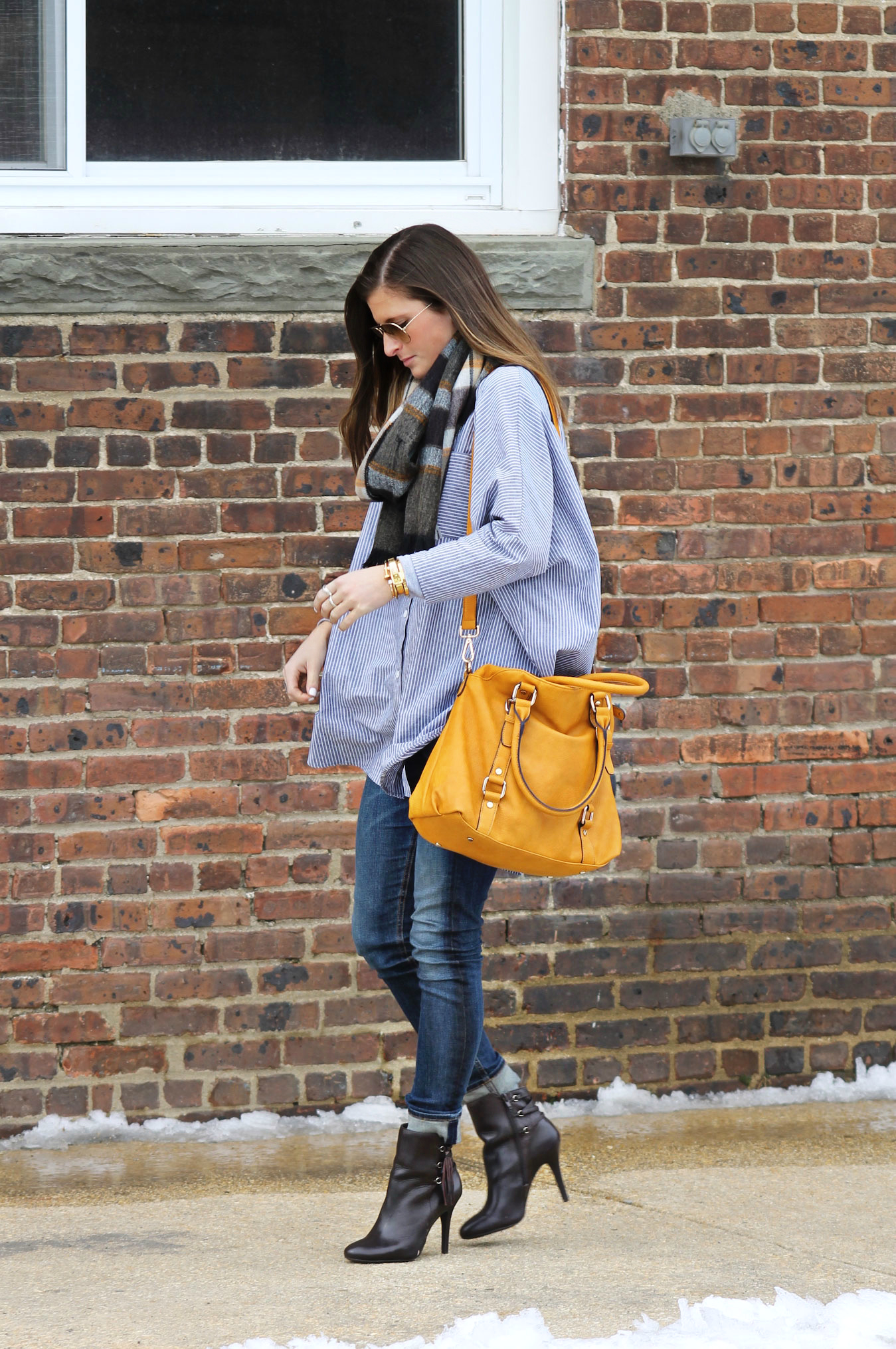 Street style tip of the day: Basics
