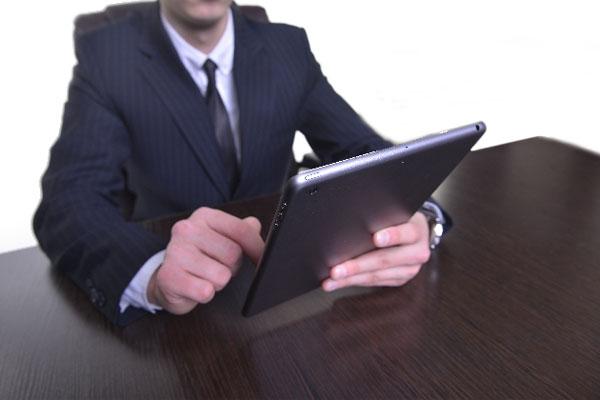 iPad盗撮犯に「さすがに目立ちすぎるだろ」とツッコミの声