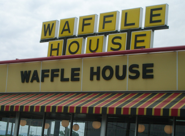 Crowd-based shipping service lets you use Waffle House for pickups