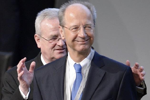 フォルクスワーゲン前CEOのヴィンターコルン氏、 ポルシェSEのCEOも辞任