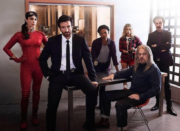 Sony's original series 'Powers' renewed for a second season
