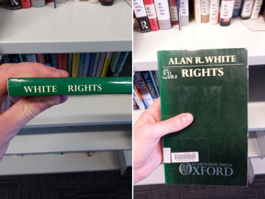 horrible designs, bad design ideas, designs that were horrible misfires, white rights book