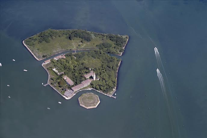 Poveglia, the world's most haunted island, is for sale