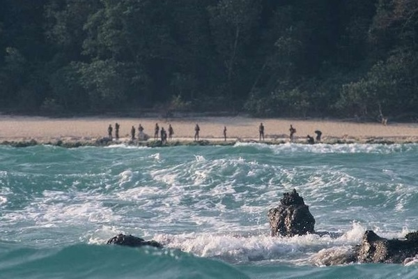 things that will make you feel less lonely, sentinelese people