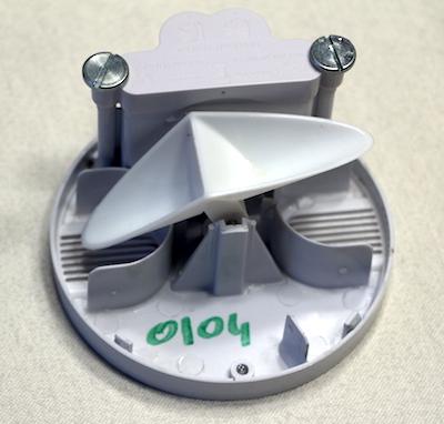 Tipping Bucket rain gauge mechanism