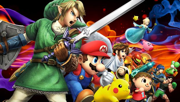 Unlock all of the Super Smash Bros. 3DS characters!