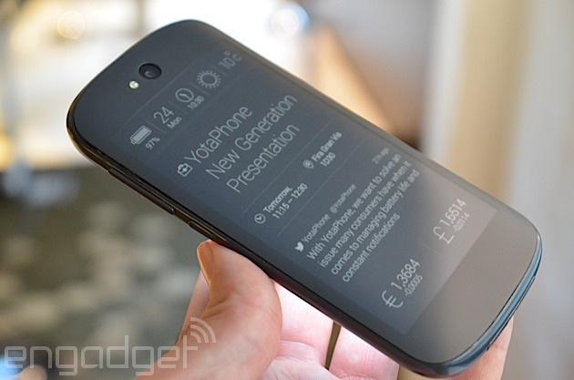 YotaPhone 2 empezará a venderse en Europa esta semana