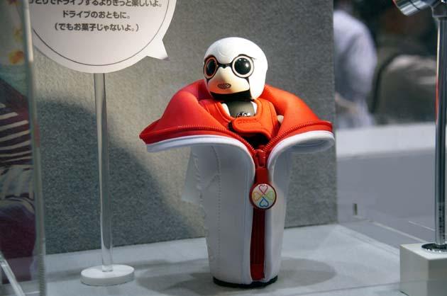 【CEATEC JAPAN 2016】どのロボが魅力的!? トヨタが作ったロボット「キロボ・ミニ」と仲間たち!!