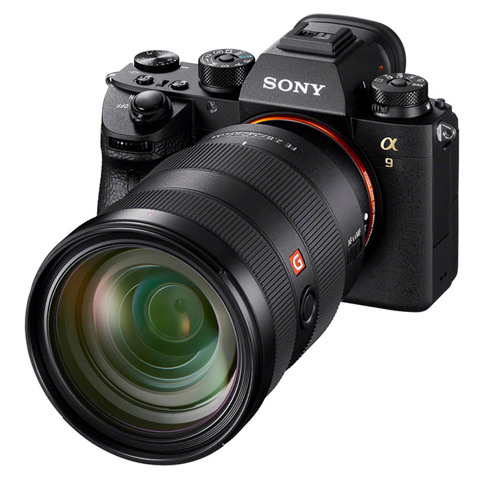 Sony A9, la nueva joya de la corona full frame ya está aquí
