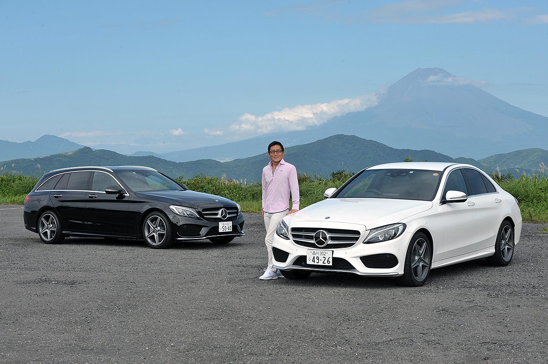 Mercedes-Benz The C-Class Laureus Edition