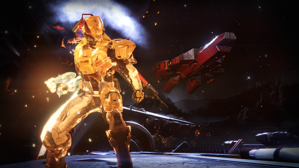 Playdate: taking on The Taken King in 'Destiny'