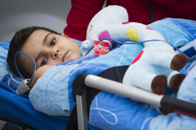 Ashya King's parents say police sympathised with their decision to flee Britain