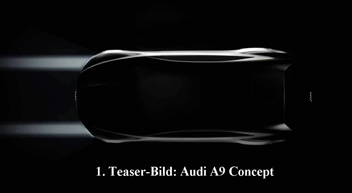 4-door coupé, A8, A9, Audi, audi a9, Audi A9 Concept, audi news, audia9, audinews, Bugatti, Coupé, Debüt, featured, L.A. auto show, Lamborghini, mercedes vs audi, mercedesvsaudi, neues Modell, Premiere, Sportcoupé, viertürig