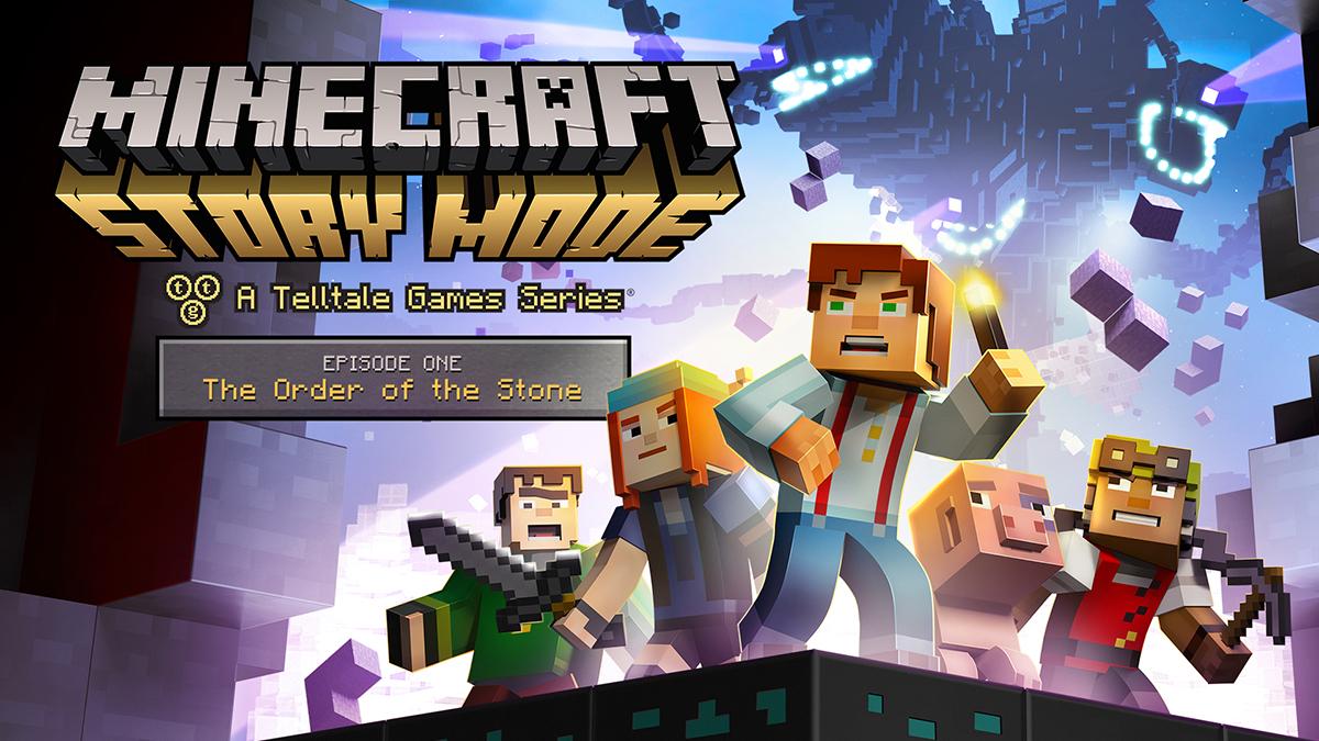 El modo historia de Minecraft llegará el 13 de octubre