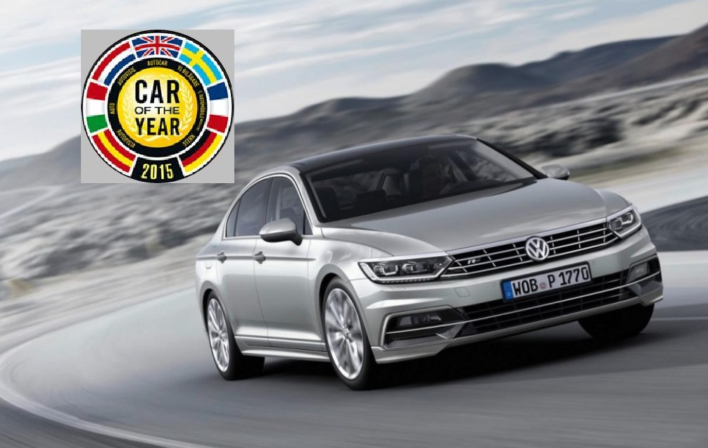 auto des Jahres 2015 car of the year 2015