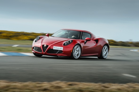 Fiat And Alfa Romeo Unveil Plans For New Sports Cars And Budget - Budget sports cars