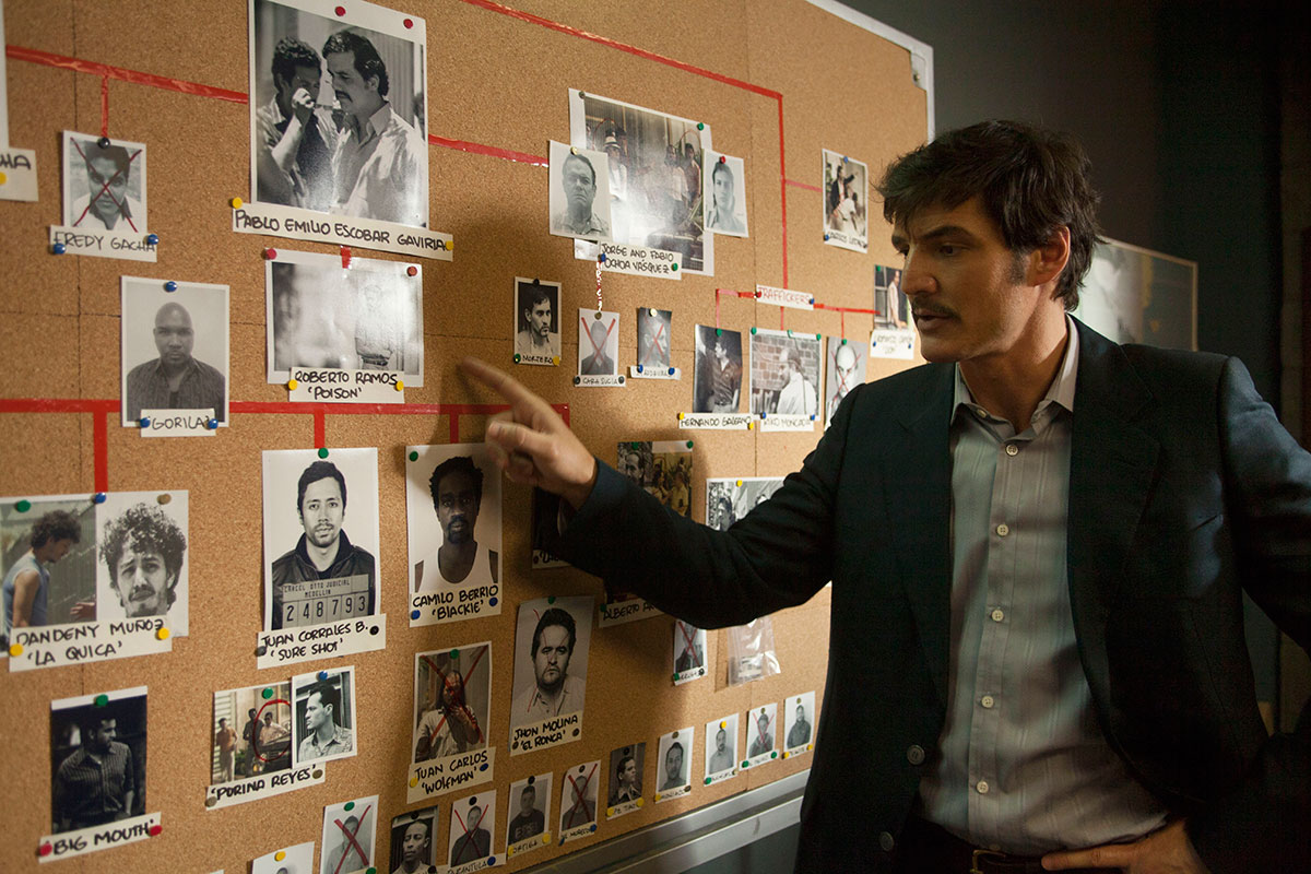 Netflix teases second season of 'Narcos' a week after its debut