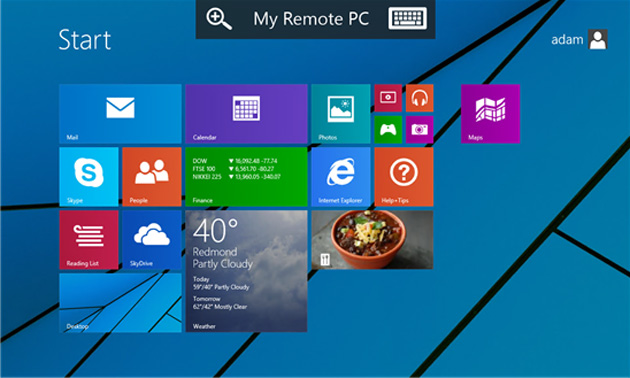 Microsoft offers a peek at Remote Desktop to Windows Phone 8.1 users